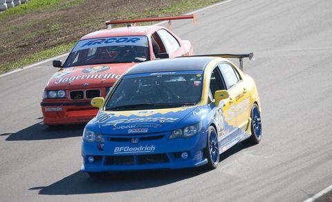 Automotive design, Vehicle, Land vehicle, Car, Motorsport, Sports car racing, Racing, Race track, Hood, Touring car racing,