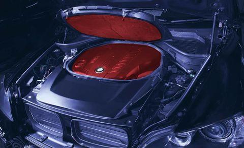 Motor vehicle, Automotive design, Automotive lighting, Automotive exterior, Hood, Grille, Car, Fender, Automotive parking light, Light,