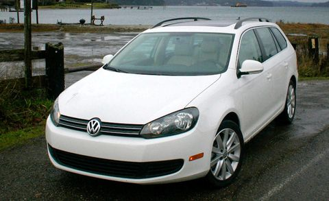 cruising around the puget sound area of western washington in the 2010 vw jetta sportwagen tdi is an absolute delight while jetta models have been around