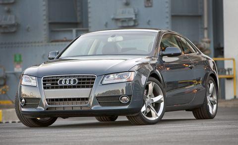 Audi A5 2 0 T >> 2010 Audi A5 2 0t Quattro