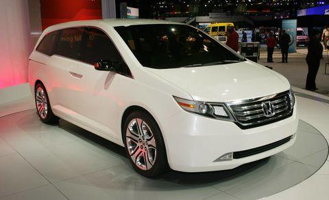 2011 Honda Odyssey Concept