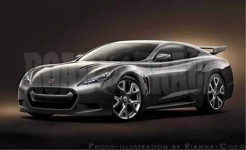 There Has Been All Sorts Of Speculation Surrounding The Next Generation Nissan Gt R Including Its Aned Arrival Date 2017 And A Possible Hybrid