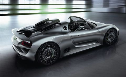 Video Window May Take A Few Moments To Load More 2017 Porsche 918 Spyder