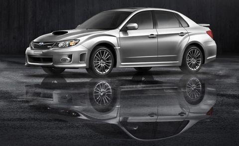 Advanced Coverage 2011 Subaru Impreza Wrx