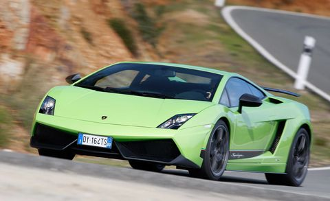 Superleggera In Case You Need To Brush Up On Your Italian Means Superlight That End Engineers Have Shed 154 Lb From The Standard Gallardo Lp560 4