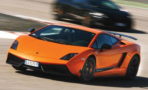View The Latest First Drive Review Of The 2011 Lamborghini Gallardo