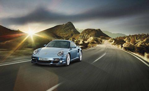 Automotive design, Vehicle, Road, Car, Performance car, Automotive lighting, Rim, Highland, Alloy wheel, Bumper,