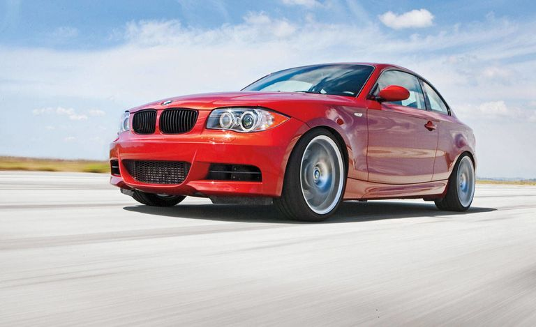 Dinan BMW I Stage The I That BMW Should Have Built - Bmw 135