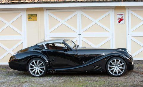 New Morgan Cars - Latest 2011 - 2012 Morgan Car News and Reviews