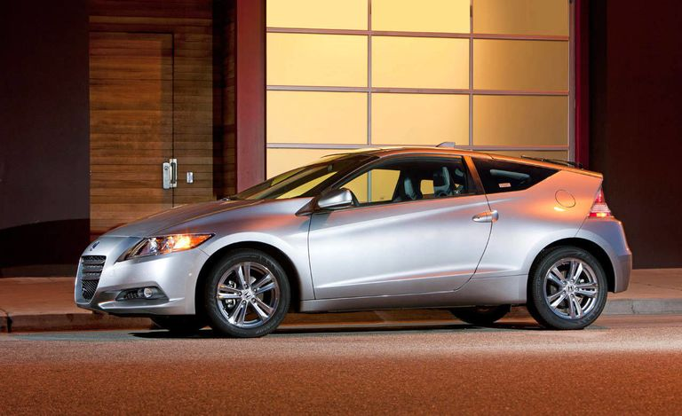 Review Of The New 2011 Honda Cr Z Ex Full New Car Details