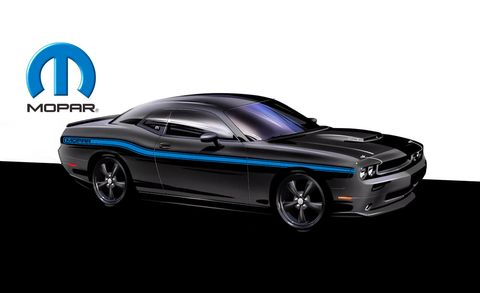 first look at the new 2010 mopar 10 challenger photos and just