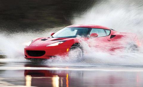 Automotive design, Motorsport, Car, Red, Automotive exterior, Performance car, Hood, Racing, Sports car racing, Sports car,