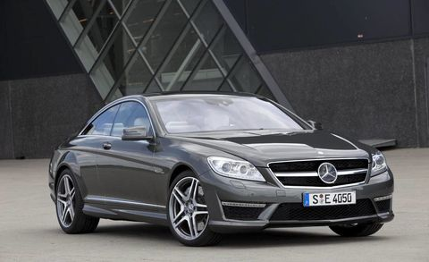 Recently Offered Up A Facelift Of Its 2017 Mercedes Benz Cl Coupe The 2 Door Variant Flagship S Sedan Now It Has Gone Step Further And