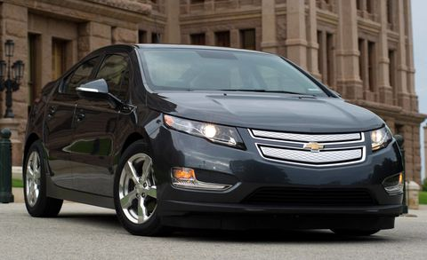Chevrolet Volt Electric First To Cost 41k