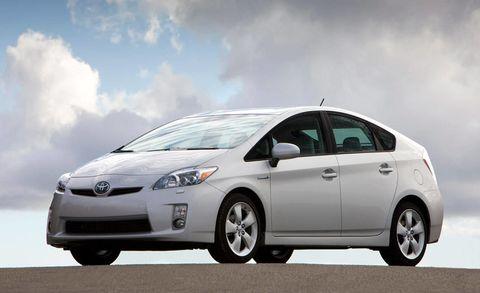Toyota Prius - Toyota Prius Hybrid Celebrates One Decade of
