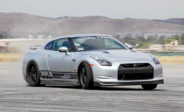 Road Test Update For The 2010 Hks Nissan Gt R R35