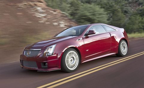 New Road Test Update For The 2011 Cadillac Cts V Coupe More Road Tests