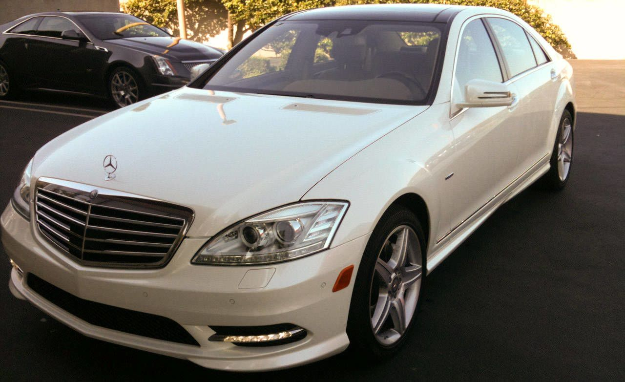 There Are Few Full Size Luxury Cars With The Kind Of Presence That The  Mercedes Benz S Class Commands. Itu0027s A Large, Luxuriously Appointed Sedan  That One ...