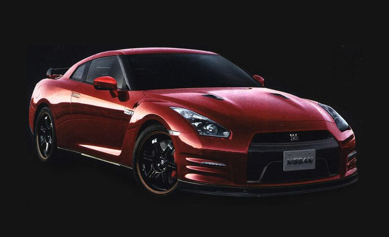 2011 Nissan GT-R - Nissan Egoist Review with Pictures