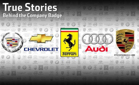True Stories Behind Car Company Logos Automotive News