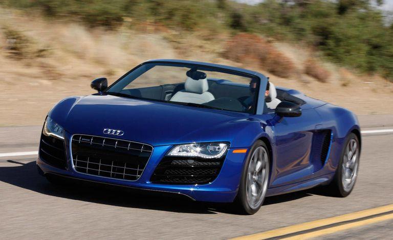 Audi r8 v10 plus 2017 top speed 10