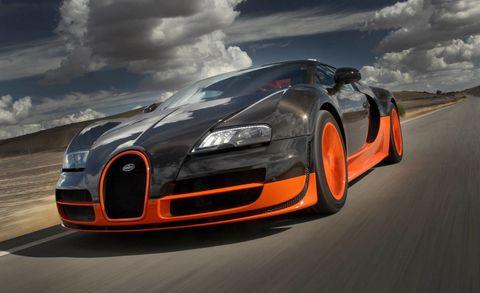 Bugatti Veyron Super Sport 2011 Bugatti Veyron Fastest And Most