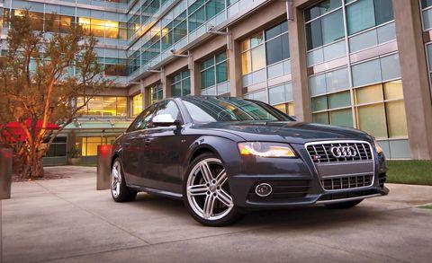 2010 Audi S4 Review Full Road Test Of The Latest Performance Sedan