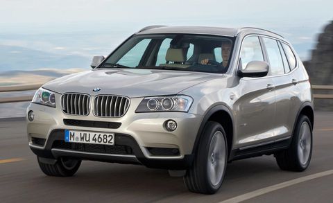 2011 BMW X3 Review – The New X3 Has Arrived with New Price Information