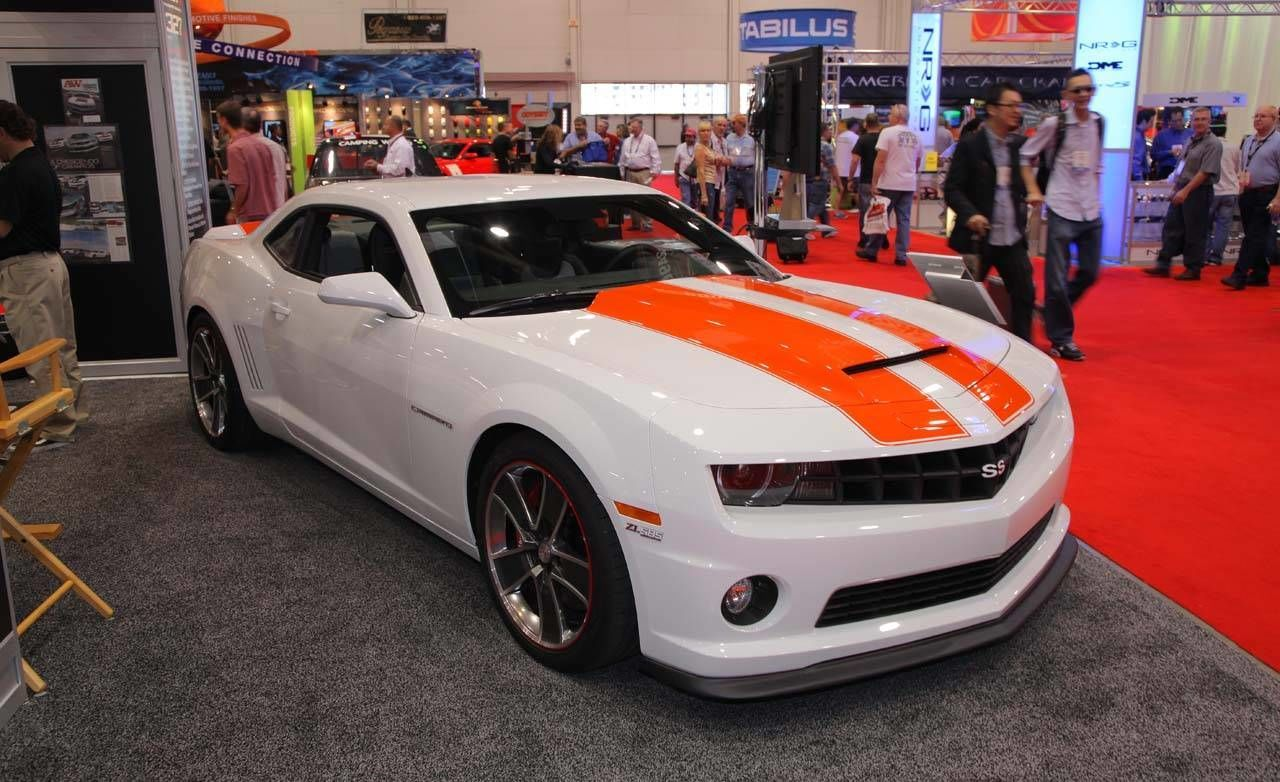Not Long Ago, We Tested The 2010 Supercharged ZL 575 Camaro From SLP And  Found It Incredibly Refined...and Quick. Now, At SEMA, SLP Is Showing A New  2011 ...