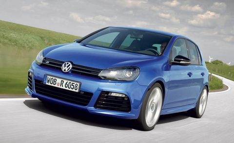 VW Golf R - 2011 Volkswagen Golf R Review