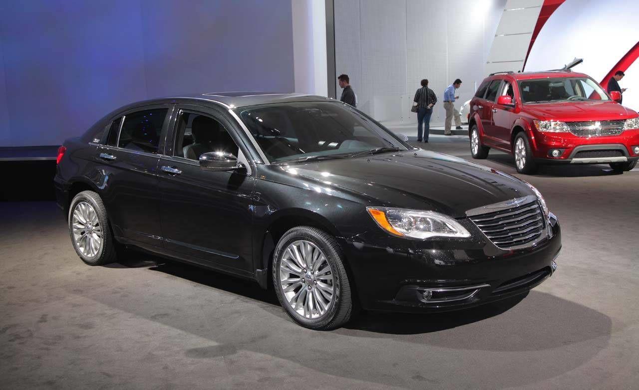 Chrysler 200 2010