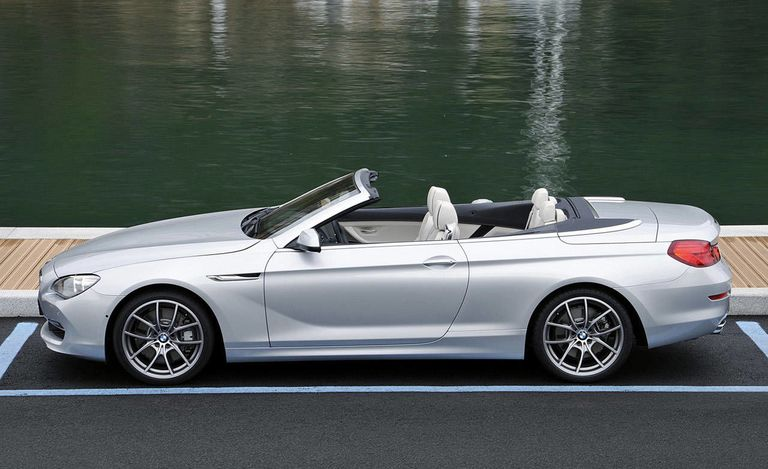 2012 BMW 650i Convertible - BMW Auto Show News