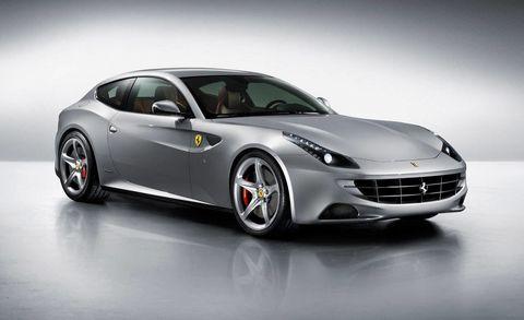 Ferrari Ff 2012 Ferrari Ff Review And Pictures
