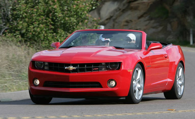 2011 Camaro 2011 Camaro Convertible Review And Pictures