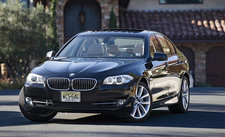 BMW I Review Luxury Sedan Review Road Test Update - 5351 bmw