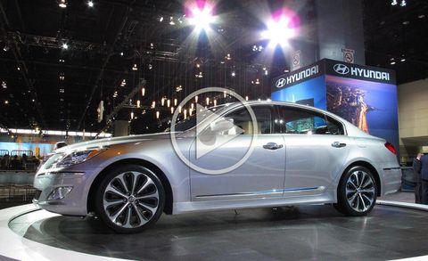 Wheel, Tire, Automotive design, Vehicle, Car, Auto show, Exhibition, Mid-size car, Glass, Luxury vehicle,