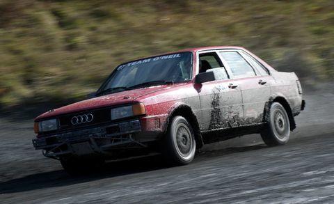 Tire, Wheel, Vehicle, Automotive design, Land vehicle, Car, Motorsport, Rallying, Race car, Plain,