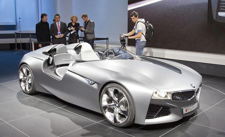 BMW Vision ConnectedDrive Concept at 2011 Geneva Auto Show ...