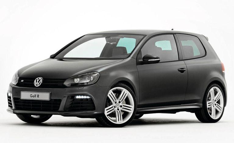 VW Golf R - 2012 Volkswagen Golf R Review