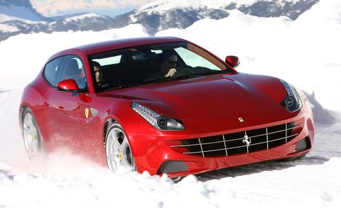2012 Ferrari Ff Ferrari Ff Review And Driving Impressions