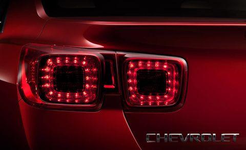 Automotive tail & brake light, Automotive lighting, Red, Light, Beauty, Auto part, Automotive light bulb, Personal luxury car, Sports car,