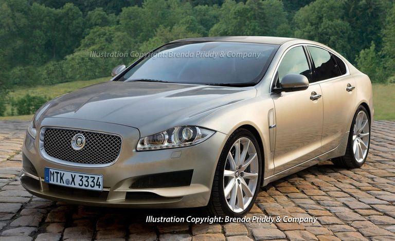 Luxury Vehicle: Future Jaguar XS Sedan
