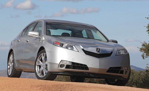 2010 Acura Tl Sh Awd Wrap Up