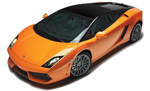 2011 Lamborghini Gallardo Lp550 2 Bicolore Lambo Gallardo Lp550 2