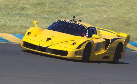 Mode of transport, Automotive design, Yellow, Motorsport, Sports car racing, Headlamp, Race track, Car, Sports car, Supercar,