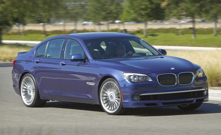 Alpina B7 - 2011 BMW Alpina B7 First Drive Review