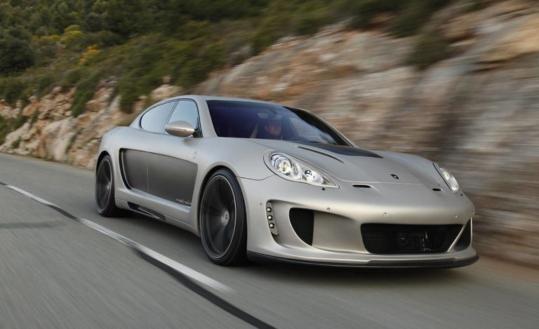 2011 Gemballa Mistrale - First Drive