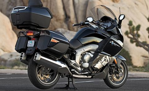 2012 BMW K 1600 GTL Motorcycle Review – RoadandTrack com