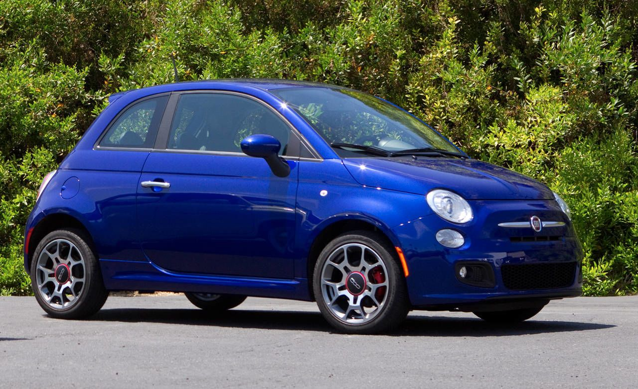 My Nephew Patrick Says The New Hecho En Mexico Fiat 500 Reminds Him Of An  Italian Smart. I Agree. And Although Itu0027s Small, Itu0027s Not That Smallu2014the  Fiat Is ...