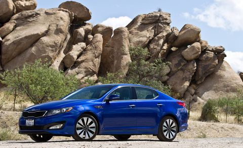 Wheel, Tire, Mode of transport, Blue, Vehicle, Car, Rim, Full-size car, Rock, Mid-size car,
